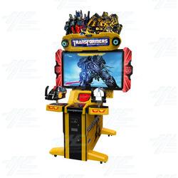 "Transformers: Human Alliance 42"" SD Upright Arcade Machine"