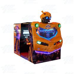 "Transformers: Human Alliance 55"" Theatre Arcade Machine"