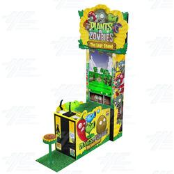 Plants vs. Zombies: The Last Stand Arcade Machine