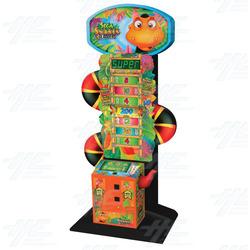 Sega Snakes & Ladders Arcade Machine