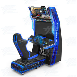 Storm Racer G Arcade Driving Machine