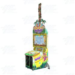 Barrel of Monkeys Arcade Machine
