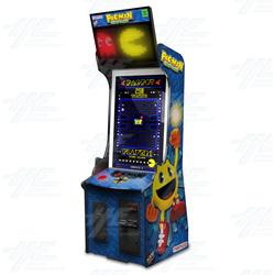 Pac-Man Chomp Mania Card Arcade Machine