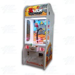 Alien Elephant Redemption Arcade Machine