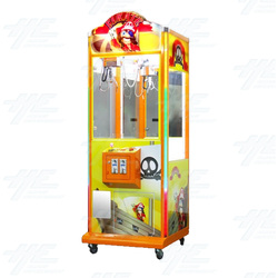 Pirate Crane Machine (Tommy Bear)