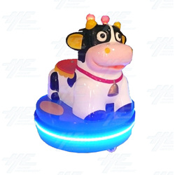 Happy Animal - Cow Arcade Machine