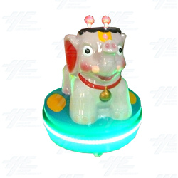 Happy Animal - Elephant Arcade Machine