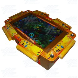 King of Treasures 58inch 6 Player Arcade Machine (located in China)