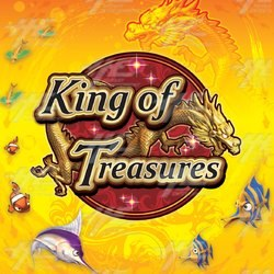 King of Treasures Full Factory Arcade Game Kit