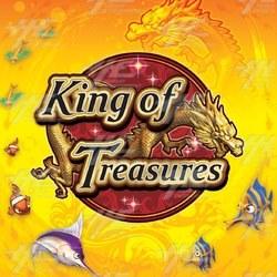 King of Treasures Arcade Gameboard Kit