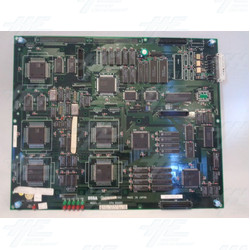 Wing War Twin CPU Board