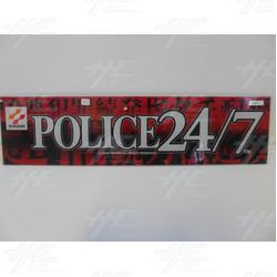 Police  24/7 Hard Header