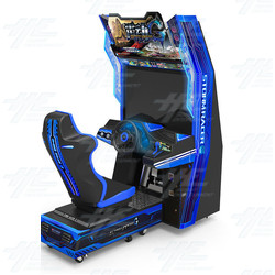 "Storm Racer G 42"" Deluxe Driving Machine"