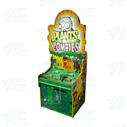 Plants vs Zombies Mallet Whacker Ticket Redemption Machine