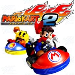 Mario Kart GP 2 Arcade Game Board (Japanese Version)