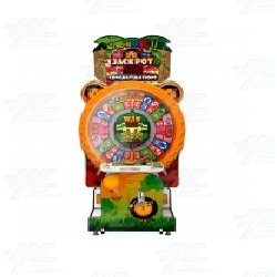 Carnival Jungle Arcade Machine