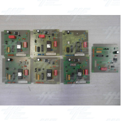 Credit Board for Skill Tester (7pcs)