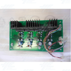 V21 Power Amp PCB