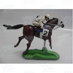 Sega Royal Ascot 2 DX Horse Only -Horse Number 2
