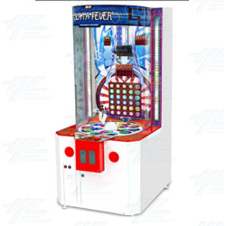 Slam-A-Fever Arcade Machine