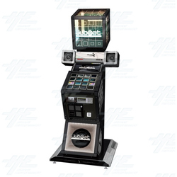 Jubeat Saucer Fulfill Arcade Machine