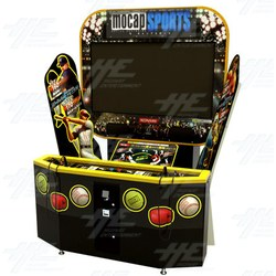 MoCap Sports DX Arcade Machine