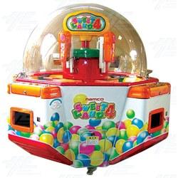 Sweet Land 4 Arcade Machine - with Base