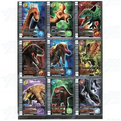 Dino King Player Cards (800 pack)