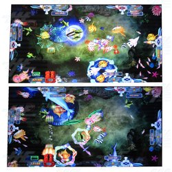 Seafood Paradise 2 Game Board