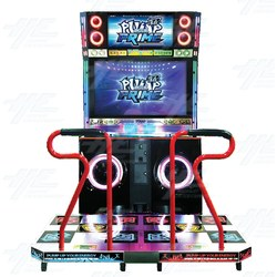 "Pump It Up Prime 2015 TX 52"" Arcade Machine"
