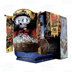 Deadstorm Pirates Special Edition Arcade Machine