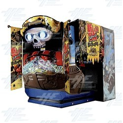 Deadstorm Pirates Special Edition Arcade Machine