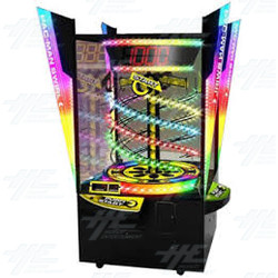 Pac-Man Swirl Arcade Machine