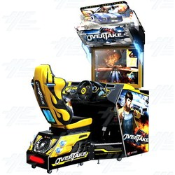"Overtake 42"" DX Driving Arcade Machine"