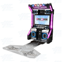 Danz Base Arcade Machine