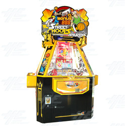 Street Hoops Party Arcade Machine
