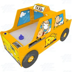 Taxi Mini Air Hockey Table