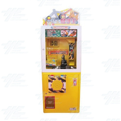 Dig and Win Crane Machine