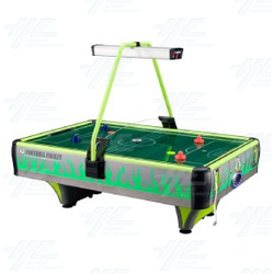 4 Player Air Hockey Table