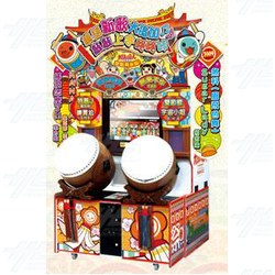 Taiko no Tatsujin 12 Asian Version Arcade Machine