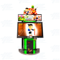 Fruit Ninja FX2 Ticket Redemption Machine