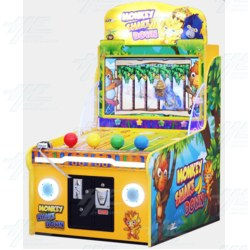 Monkey Shakedown Junior Ticket Redemption Machine