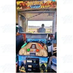 "Big Buck HD Wild 42"" Dedicated Mini Model Arcade Machine"