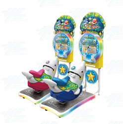 Dolphin Star Arcade Machine