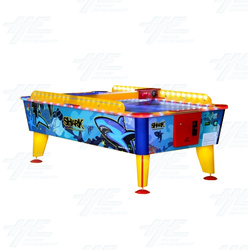 Shark 8Ft Air Hockey Table