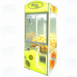 Shining Crane Redemption Machine with Pusher
