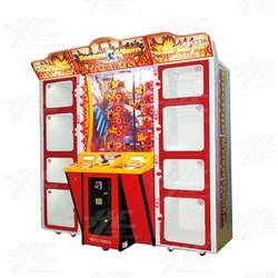 Rescue Hero Prize Redemption Arcade Machine