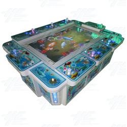 Seafood Paradise 2 Plus 8 Player Arcade Machine