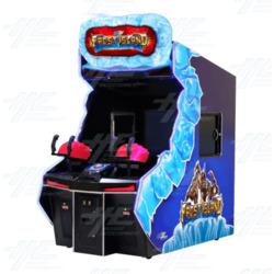 Frost Island Arcade Machine