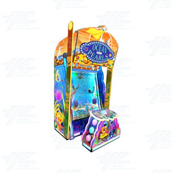 Ocean Pearls Ticket Redemption Machine